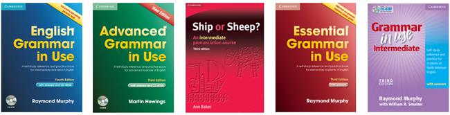 סדרת הספרים הטובה ביותר ללימוד האנגלית