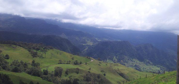 גן עדן מסוכן ושמו קולומביה