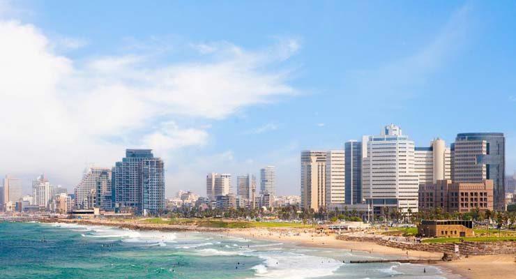 אני יוצא לנופש בישראל