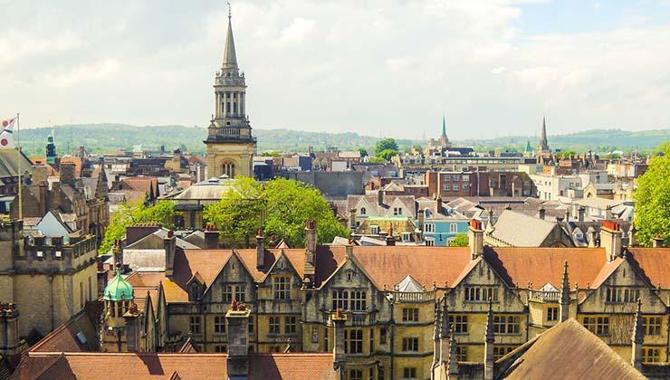 התאסלמות אוקספורד כמשל