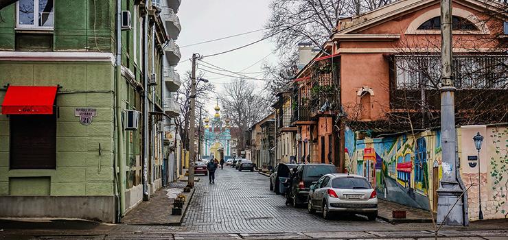 החופשה באוקראינה, יאנה והבוס הגדול