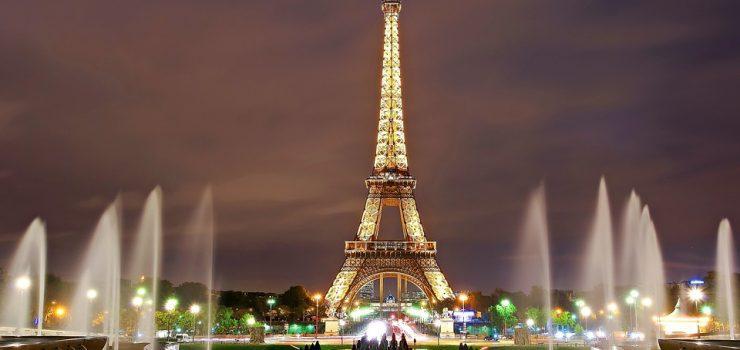5 ימים בתור תייר בפריז