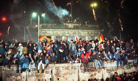 חומת ברלין – מציאות ודמיון